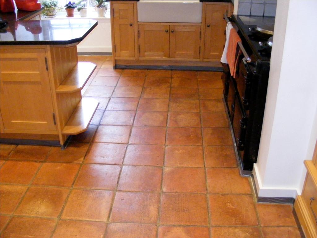 Mexican Terra Cotta Kitchen Floor Tiles United States