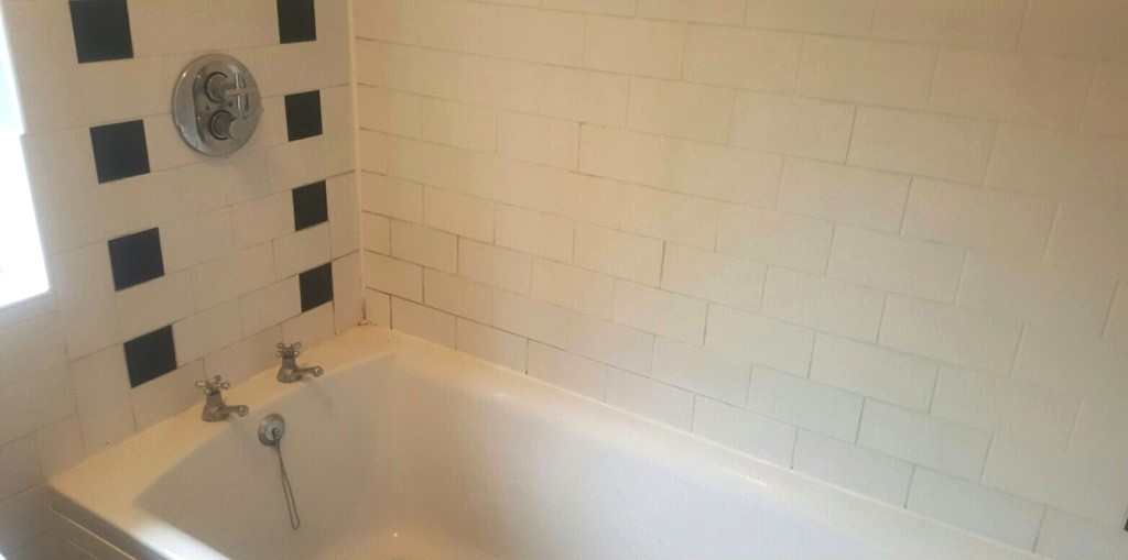 Bathroom Tiles Before Cleaning St Albans